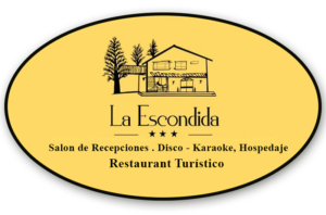 Logotipo La escondida Huancayo